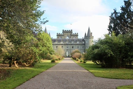 Inverary Castle, Inverary