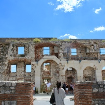 Diocletian's Palace, Croatia