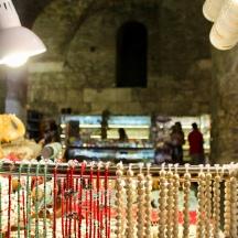 Underground market, Split, Croatia