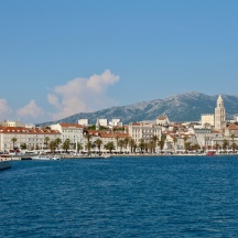Split from the Pier, Croatia